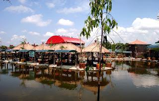Tempat Wisata Delta Fishing