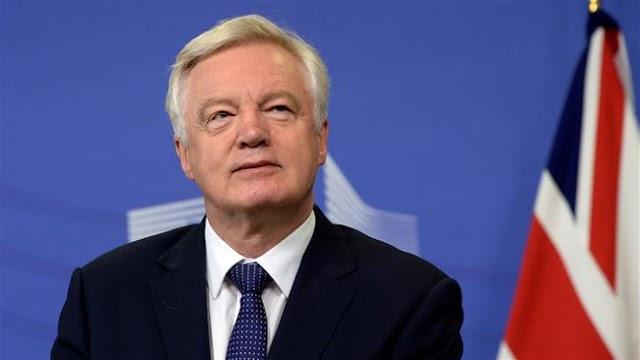 UK Brexit minister David Davis sparks debate by leaving EU talks early