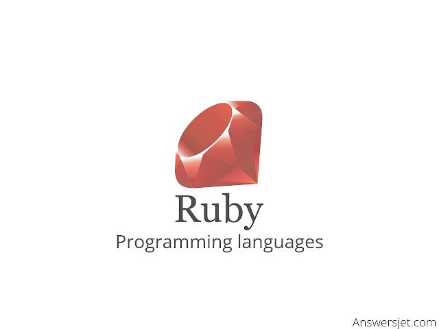 Ruby Programming Language: History, features, Applications why learn?