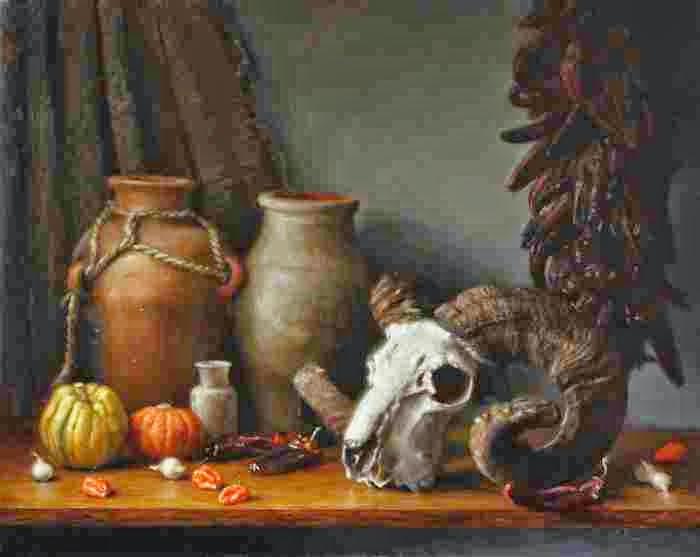 В классической реалистической традиции. Michael DeVore