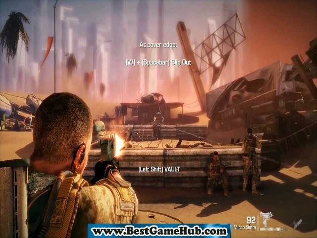 Spec Ops The Line Torrent Games Free Download With Crack