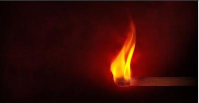 Hora de acender a chama e iluminar seu caminho