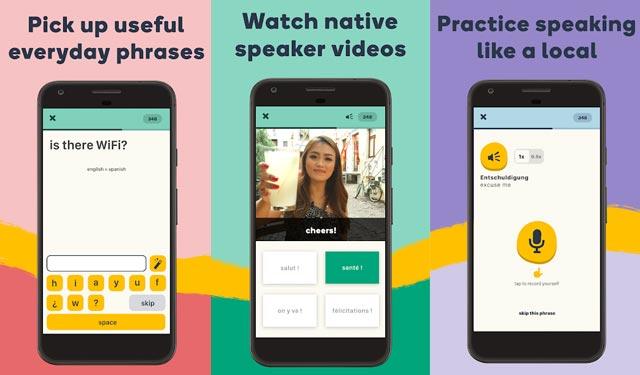 Memrise Learn English Aplikasi Belajar Bahasa Inggris Online