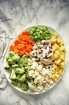 Krem čorba od brokolija i karfiola