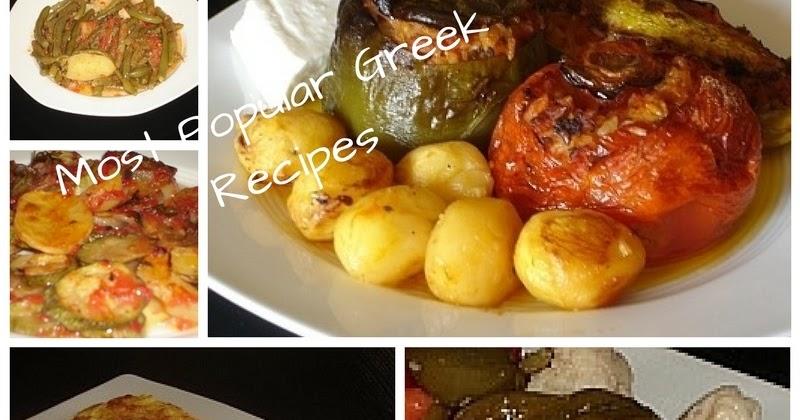 5 Most Popular Greek Recipes August 2017