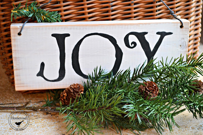 A Simply Joyful Sign