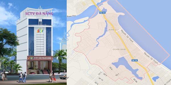 Truyền hình SCTV phường Hòa Hiệp Nam
