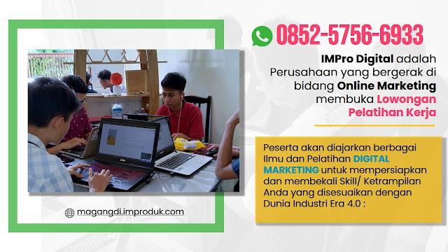 Progam Pelatihan Kerja,Definisi,Tujuan dan Manfaat Pelatihan Kerja,Balai Latihan Kerja di Malang,Pusat Latihan Kerja di Malang