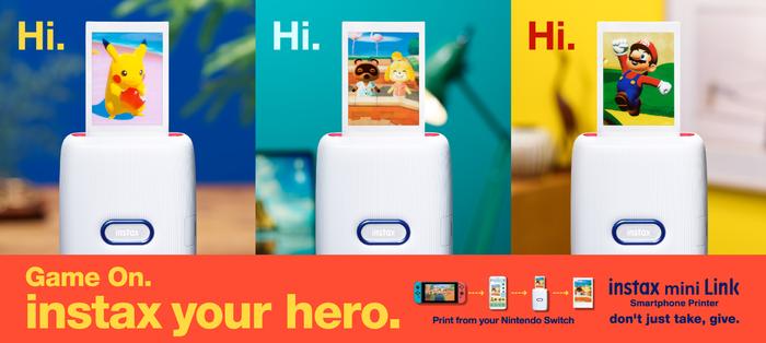 Fujifilm Instax Your Hero