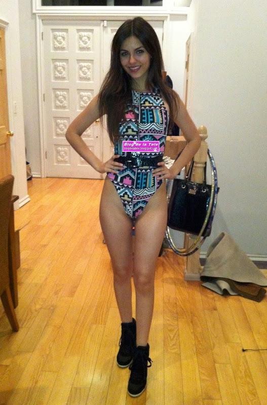 Carolina abril y nuria samoa las teens espantildeolas de moda - 3 2