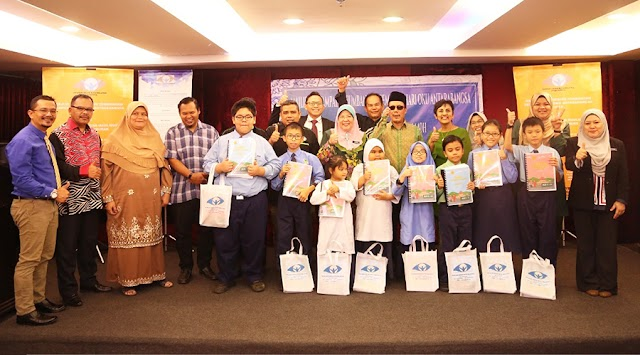 NESTLÉ SUPPORTS BRAILLE LITERACY | Contributes RM45,000 to Blind Community