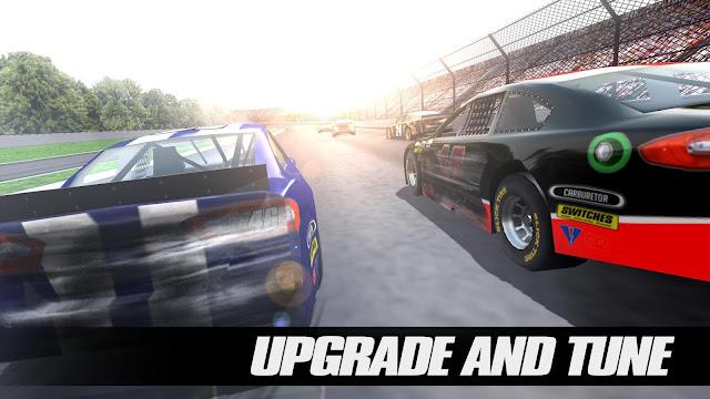 تحميل لعبة stock car racing للموبايل الاندرويد برابط مباشر