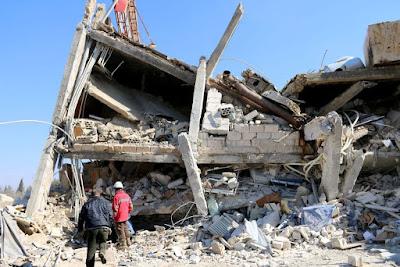 WHO: 60% rumah sakit di Suriah tidak lagi beroperasi