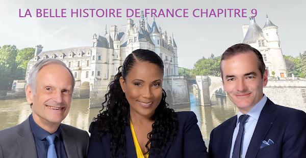 LA BELLE HISTOIRE DE FRANCE CHAPITRE 9 : ALIÉNOR, REINE DE FRANCE ET D'AQUITAINE (ÉMISSION DU 3 MARS 2021)