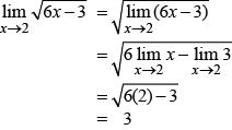Contoh soal limit fungsi dan pembahasannya nomor 4