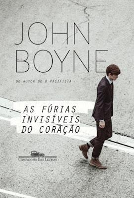 As fúrias invisíveis do coração, de John Boyne