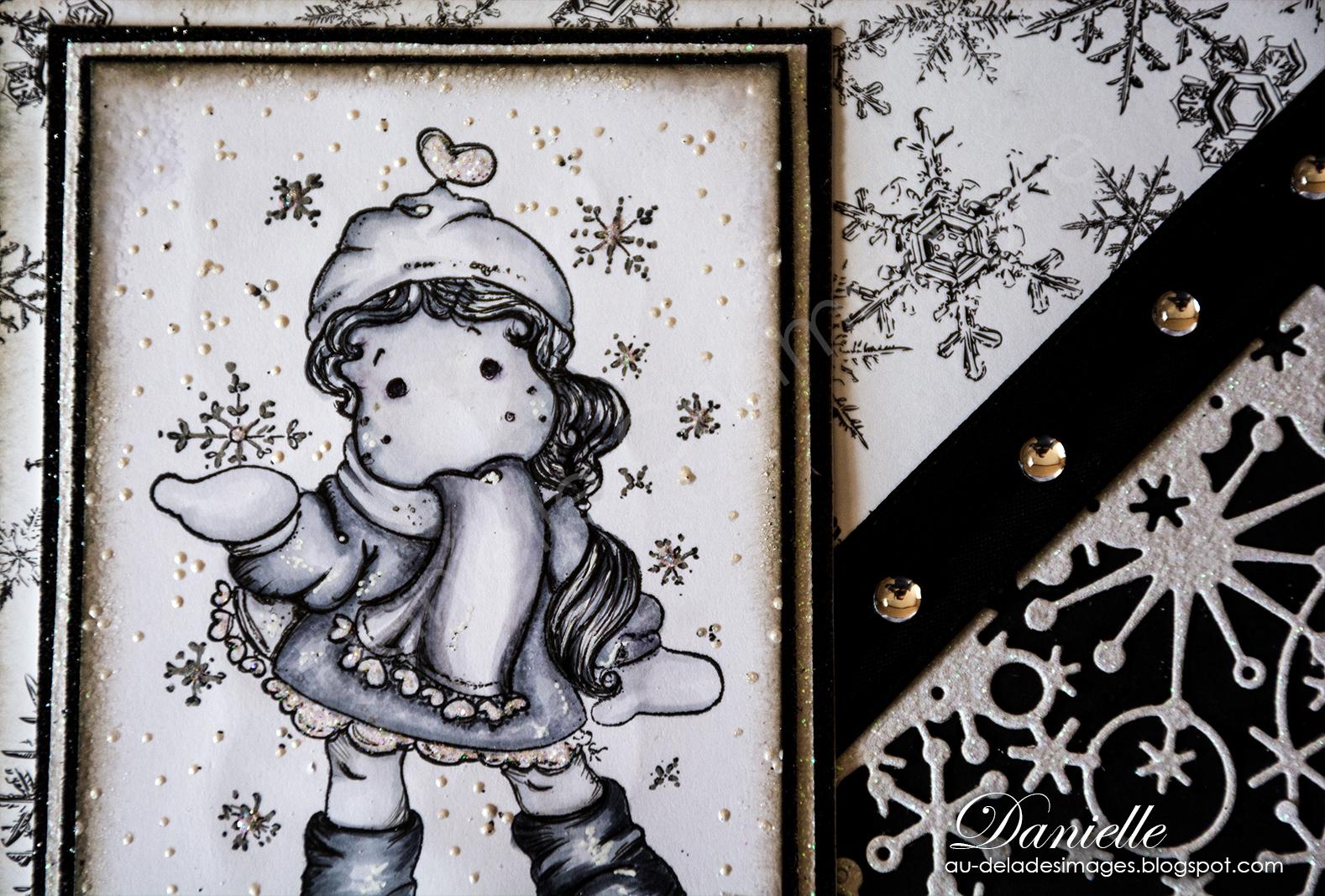 Au Delà Des Images Chronique Noël à Lannée Blanc Et Noir