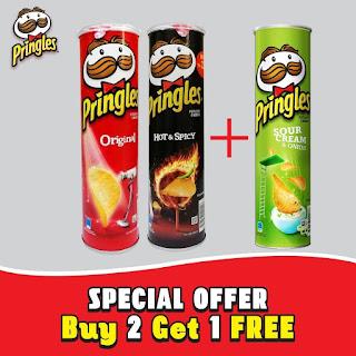 Pringles Buy 2 Get 1 Free Fleetworkers