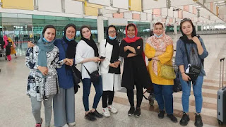 afghanistan-taekwondo-team-reached-australia
