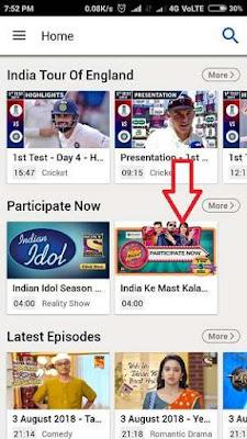 India Ke Mast Kalandar SonyLiv App