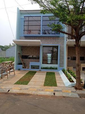 perumahan cluster fresia urban ciledug