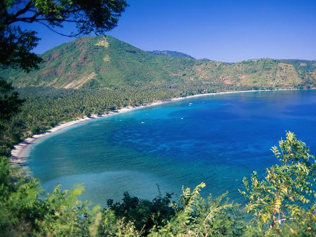 Nikmatnya Liburan di Gili Lampu Lombok