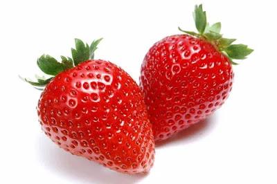Strawberry fruit in Hindi