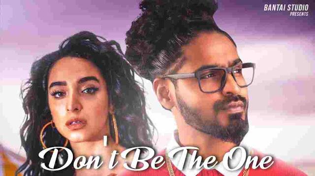 Don't Be The One Lyrics :- Emiway Bantai   Kara Marni, don't be the one emiway lyrics