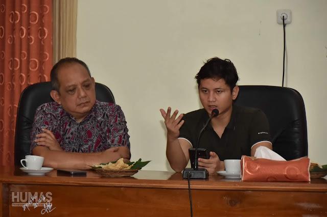 Gus Ipin, Pacu Kinerja Jajaran Dengan Hadiah Umroh Gratis