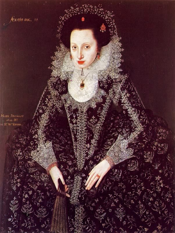It 39 S About Time 16c 17c Fashion Modified Ruffs Wings A Bit Of Color