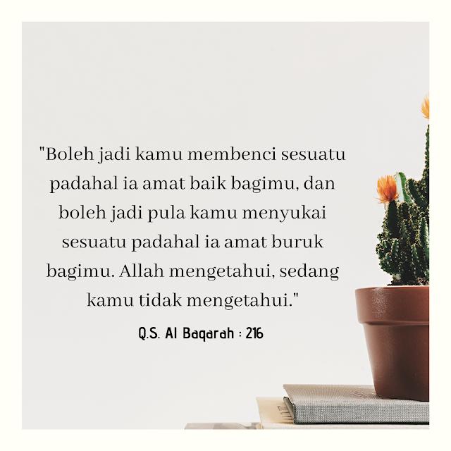 Husnudzon pada ketetapan Allah