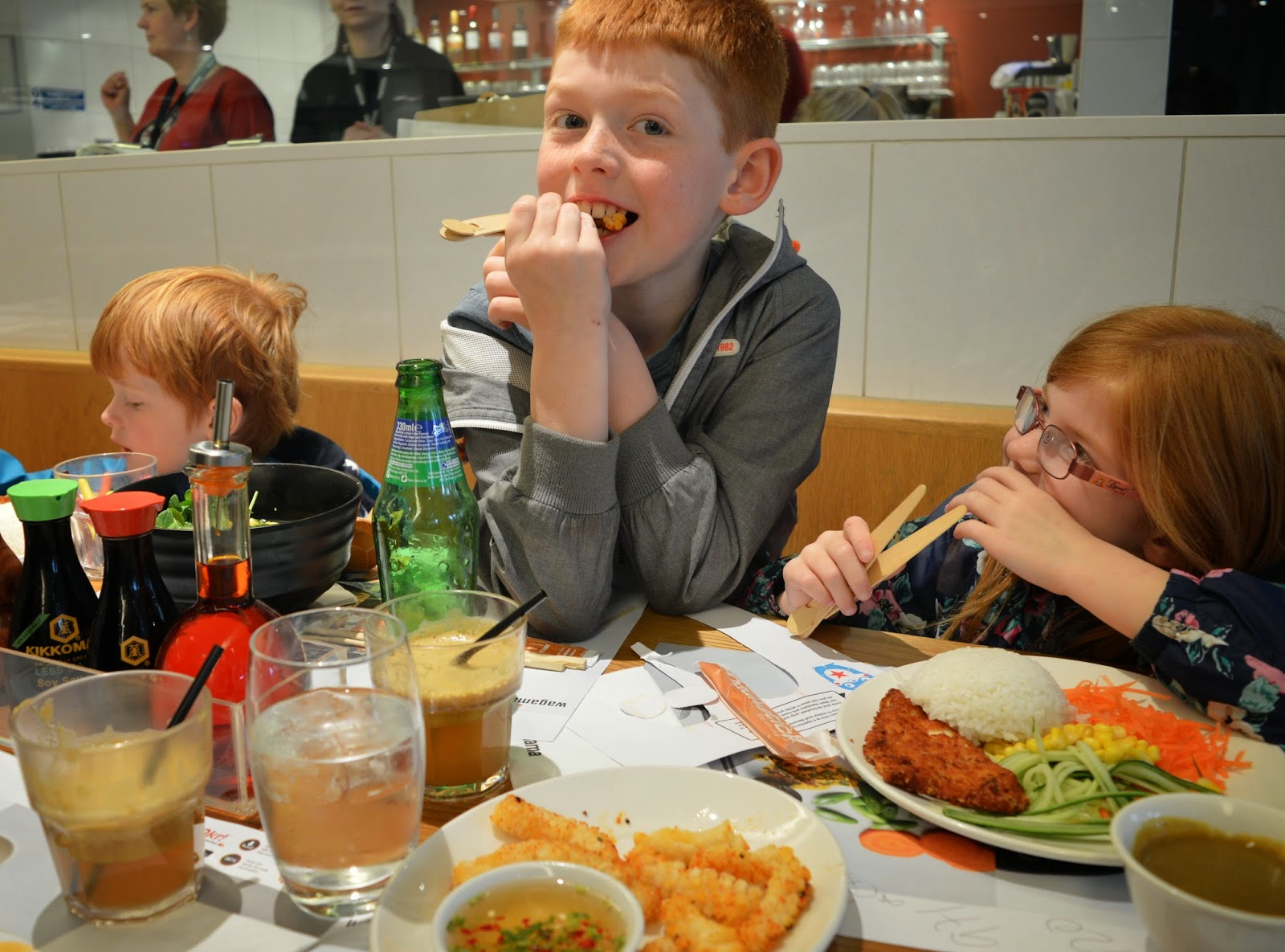 Top 10 Child Friendly Restaurants in Newcastle City Centre - Wagamama