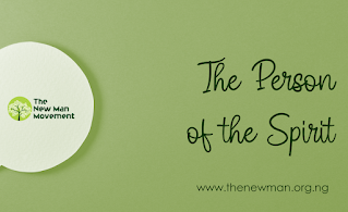 The Person of the Spirit by Dorcas Okeowo