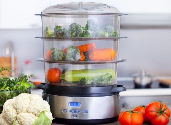 Best Electric Steamer For Vegetables