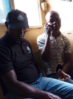 SARS: Two Fake Operatives Arrested While On Their Way To Harrass People