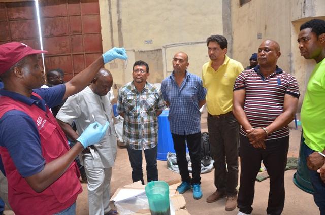 mexicans nigerians meth lab asaba delta state