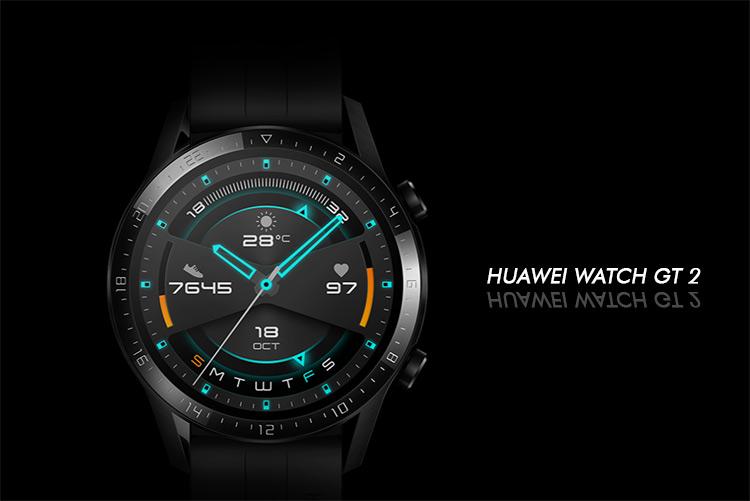 jam tangan pintar HUAWEI WATCH GT 2