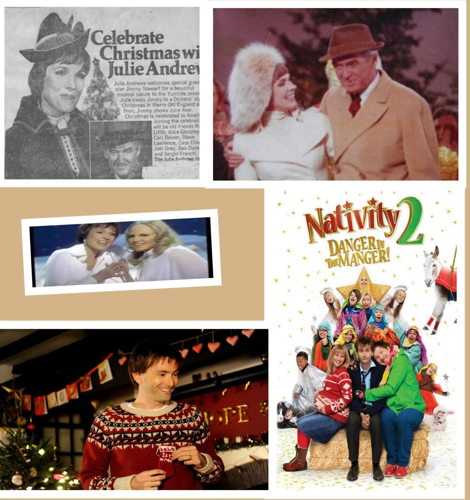 Classic Film & TV on DVD: Christmas gems! 💖Julie Andrews, Jimmy ...