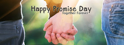 Beautiful Happy Promise Day Cover Pics for Facebook and FB