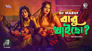 Babu Khaicho Lyrics in English - DJ Maruf