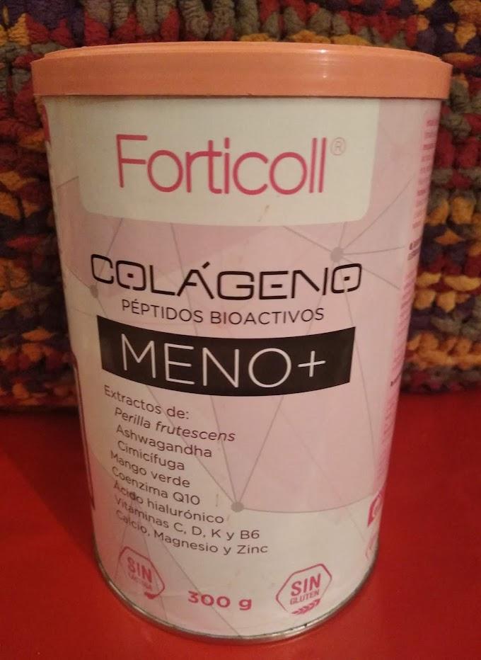 Colágeno Bioactivo Meno+ de Forticoll