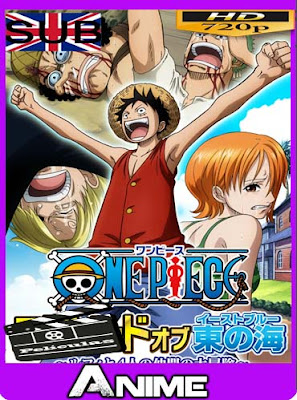 One Piece: Episodio del East Blue Episodio 1​ HD [720P] sub español [GoogleDrive-Mega] dizonHD