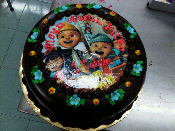 .: koleksi kek hari jadi kanak-kanak