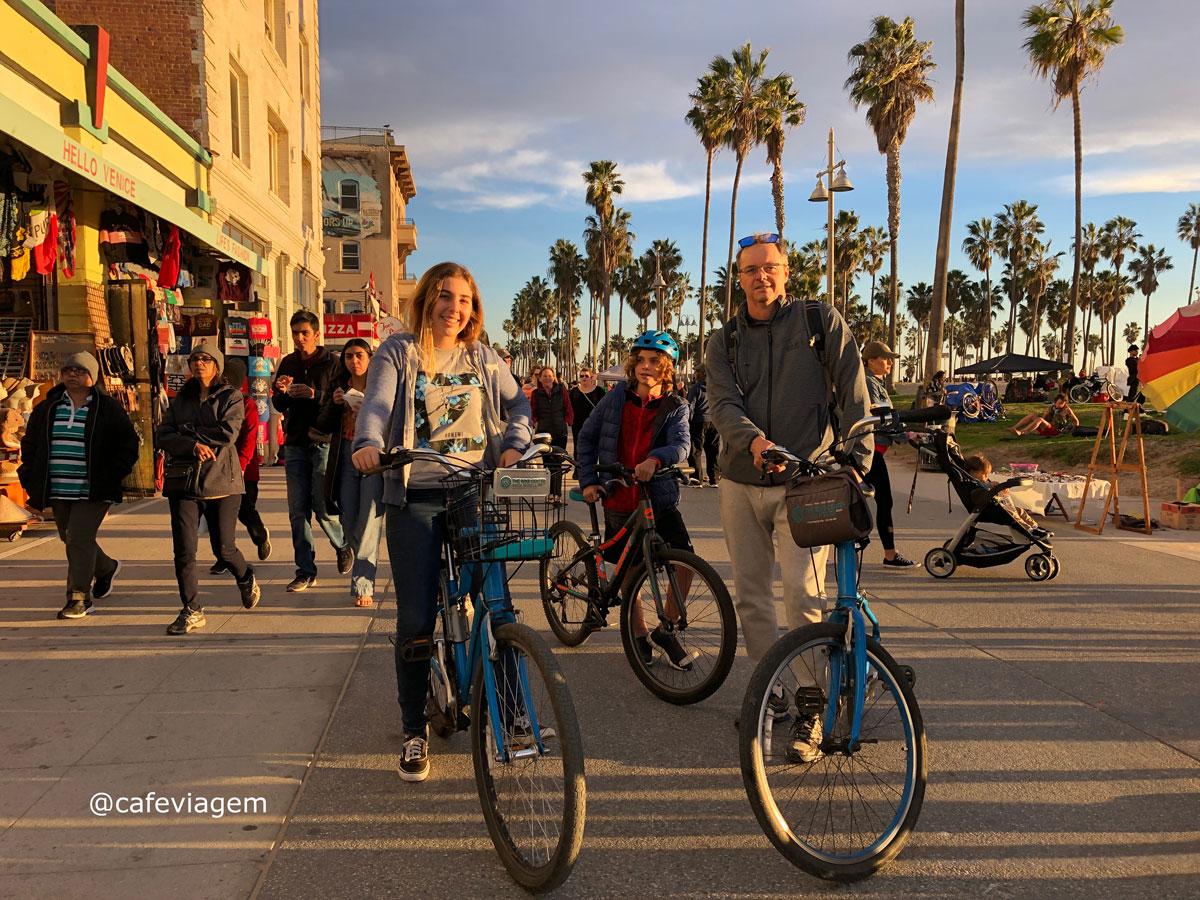 o que fazer em Venice Beach California