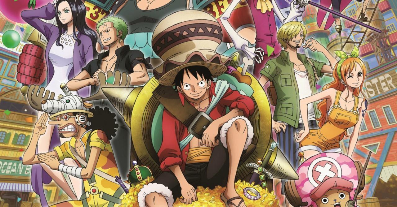 فيلم One Piece Movie 14: Stampede مترجم - Your Anime