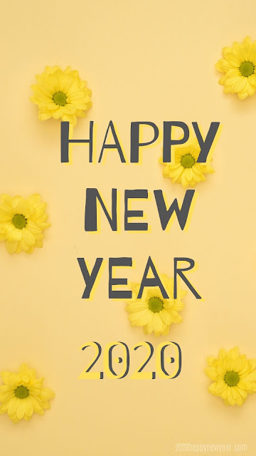 Happy New Year 2020 WhatsApp Status Images