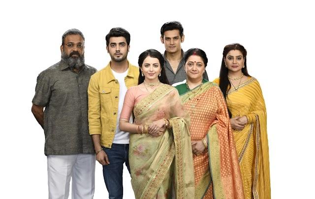 भारतीय टेलीविजन पर पहली बार महाराज अग्रसेन के सिद्धांतों पर आधारित कहानी 'घर एक मंदिर-कृपा अग्रसेन महाराज की' एण्डटीवी पर!