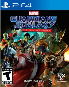Marvels Guardians of The Galaxy The Telltale Series Arabic