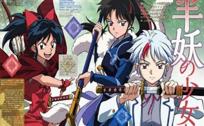 Hanyou No Yashahime: Sengoku Otogizoushi Episódio 4
