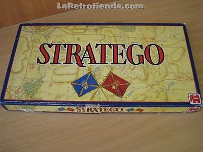 Stratego Resena O La Estrategia De Dar Palos De Ciego